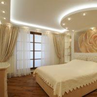 натяжные потолки в спальню сергиев посад стандарт сп