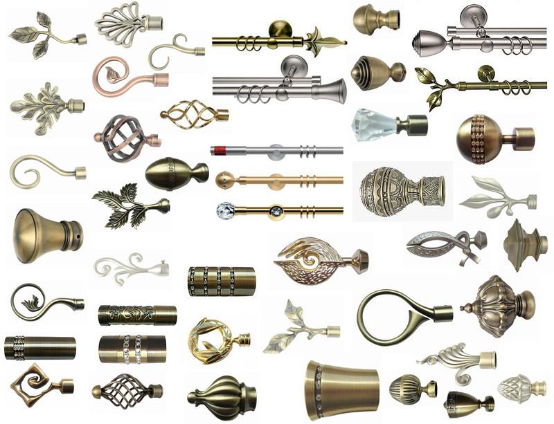 наконечники для шторных карнизов сергиев посад